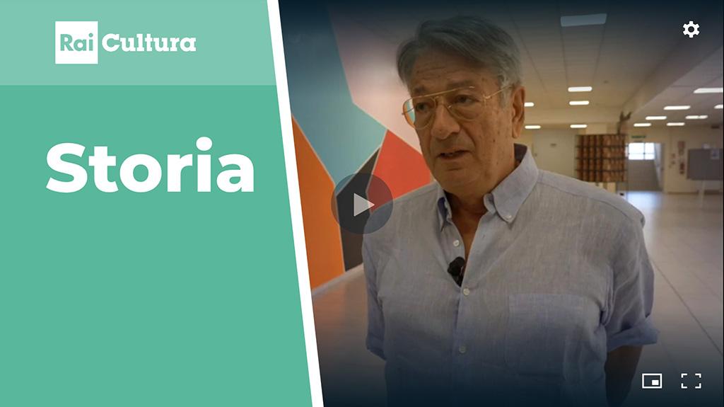 Rai Storia - Intervista a Bertella Farnetti - III Conferenza AIPH - InVito - Caserta Santa Maria Capua Vetere
